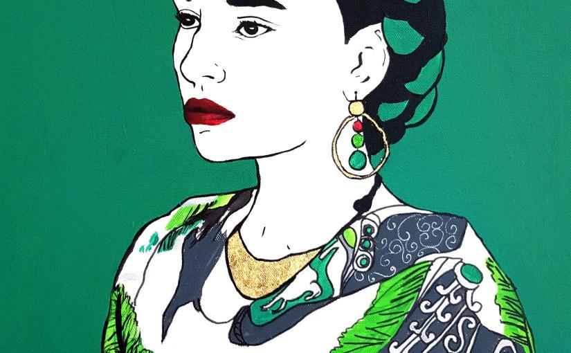 Toile Frida n°3