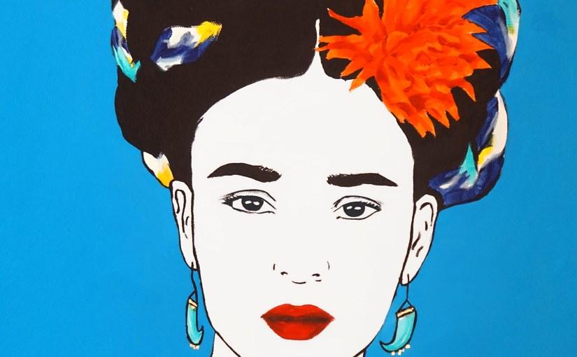 Toile Frida n°1
