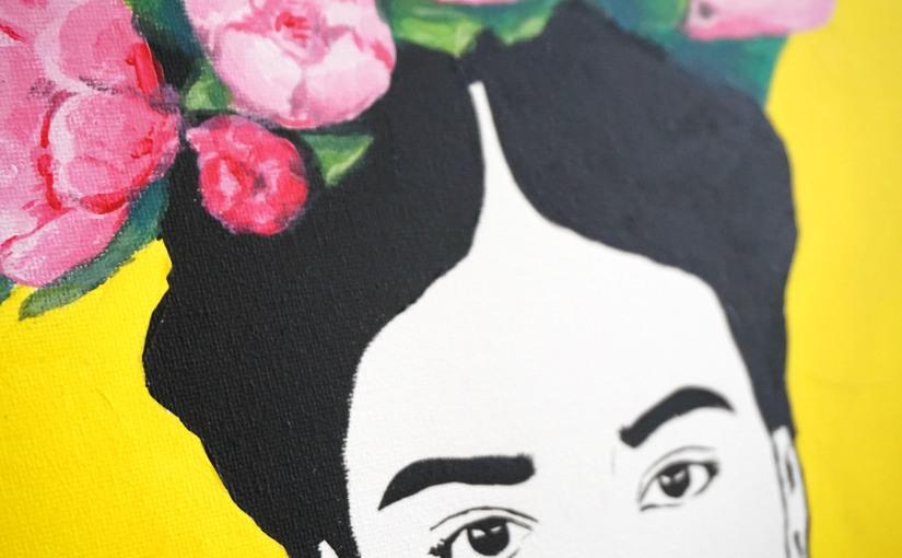 Toile Frida n°2